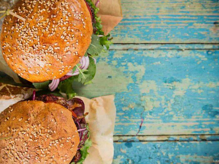 Pain pour Hamburger à la semoule fine Le Renard