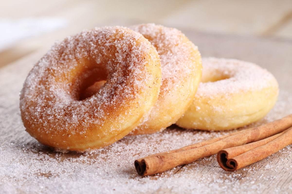 Recette de donuts à la semoule Le Renard