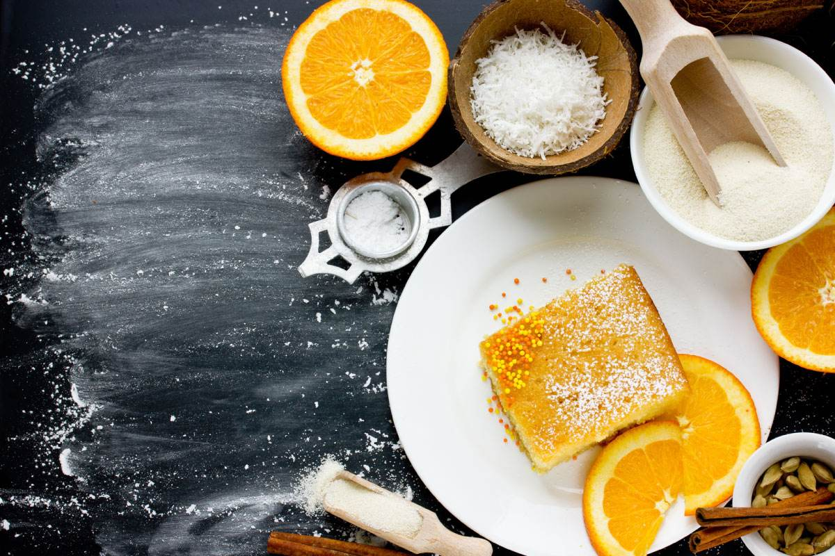 Recette de Halva, gâteau indien à la semoule fine Le Renard