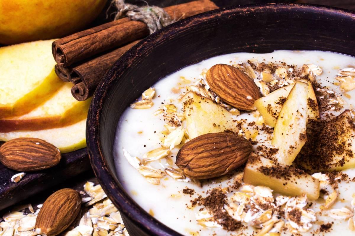 Recette de porridge à la semoule Le Renard