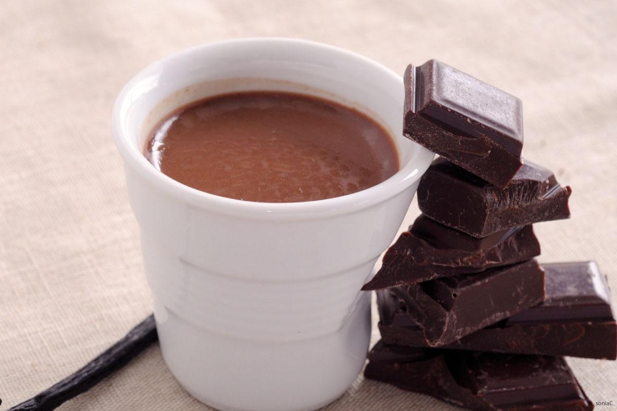 Recette de semoule au chocolat (semoule fine Le Renard)