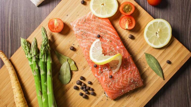 Le poisson bon pour la santé