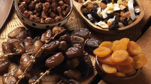 Les fruits secs, source d'énergie et de bienfaits pour la santé