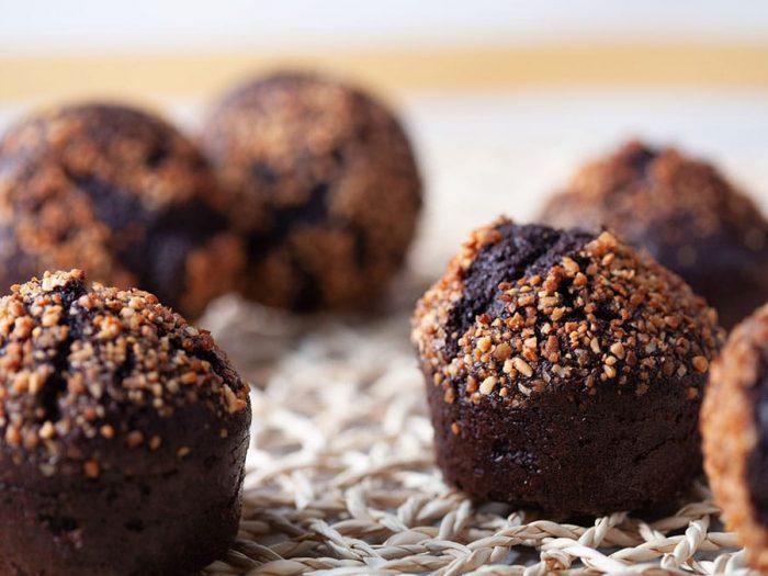 Recette de moelleux au chocolat avec semoule Le Renard